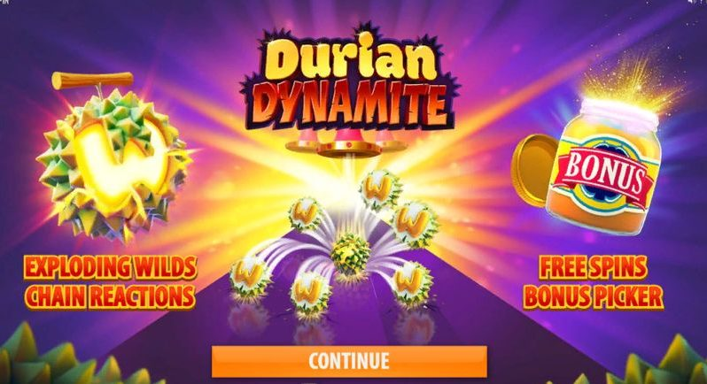 Durian Dynamite Slot