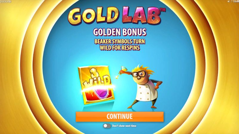 Gold Lab Online Slot